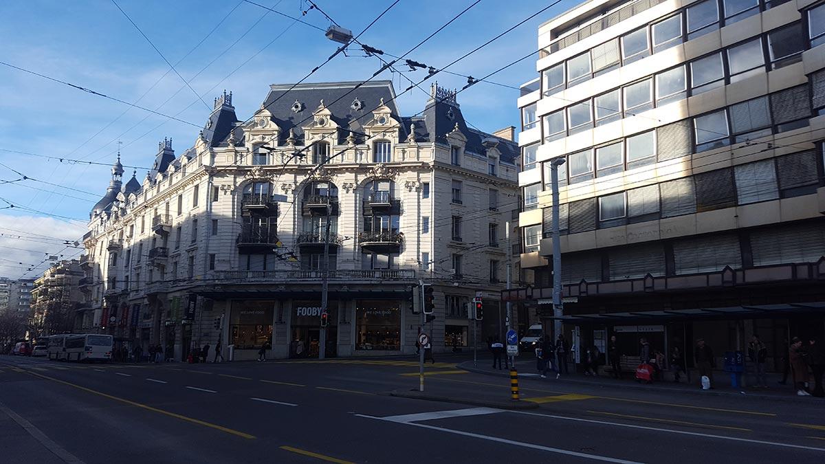 Academia Languages Lausanne