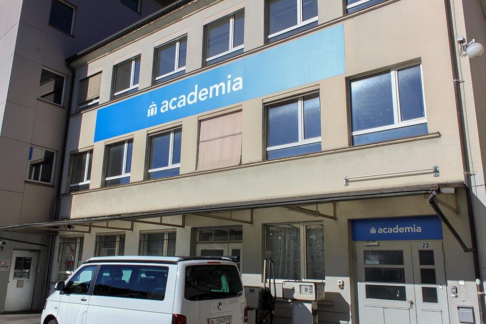 Academia Languages Sissach