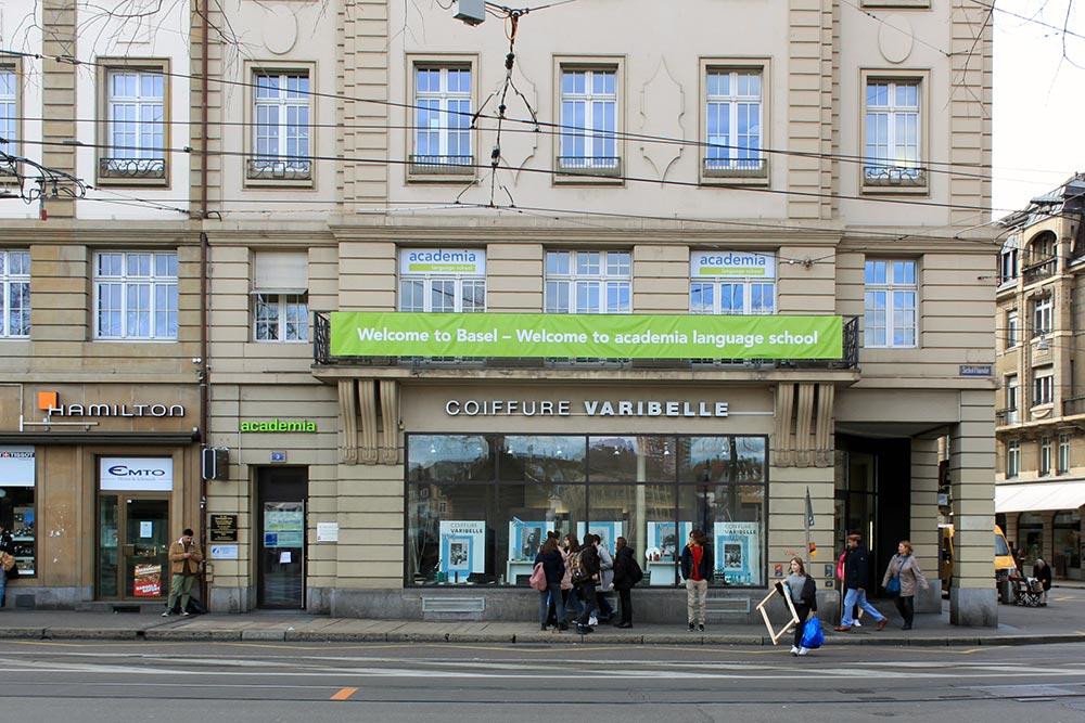 Academia Languages Basel